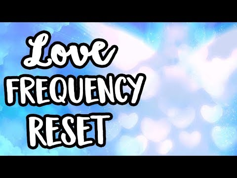 Love Frequency Reset - Archangel Michael Message and Meditation