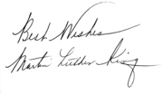 King Signature