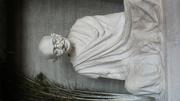 Gandhi sculpture by Kantibhai Patel