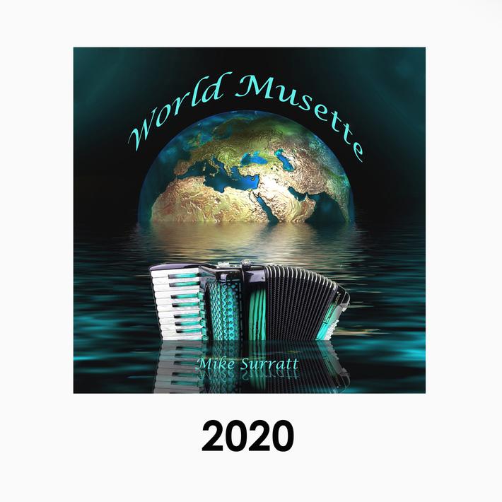 World Musette CD Cover