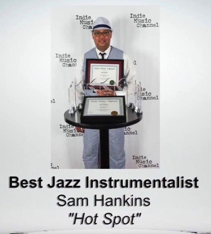 Best Jazz Instrumentalist 2020