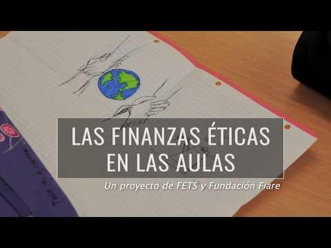Las finanzas éticas en las aulas