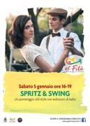Spritz & Swing @ El Filò. 1 territorio, 1000 racconti