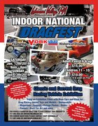 Indoor National Dragfest Featuring York US Historical Display, Lebanon, PA
