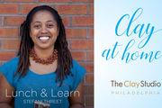 The Clay Studio's Lunch & Learn: Stefani Threet
