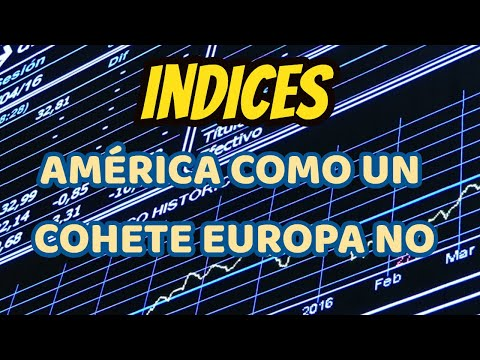 Analisis de INDICES NASDAQ IBEX DAX SP500