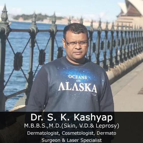 Dr. S. K. Kashyap - Dermatologist in Delhi