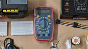 Measuring Electricity-Multi-Meter Basics