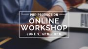 Planning Your Video: Online Workshop with CMAC