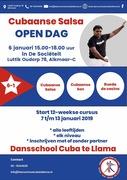 Opendag Dansschool Cuba te Llama
