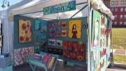 eileenaart art display booth