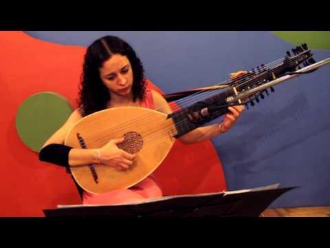 Preludio -  Suite 997 - J. B. Bach