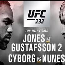 UFC 232 live stream Jones vs Gus's Page - VocalBuzz