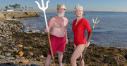 66th Annual New Years Day Swim And Dip