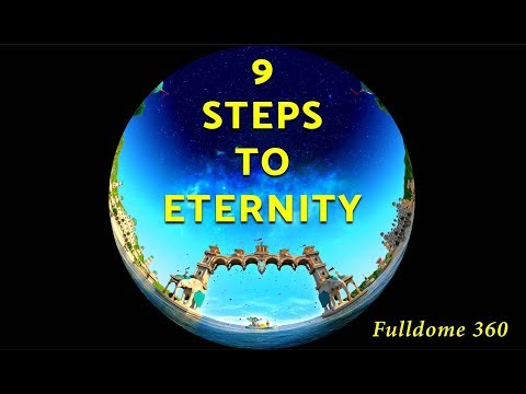 9 Steps to Eternity | Fulldome Movie Trailer |