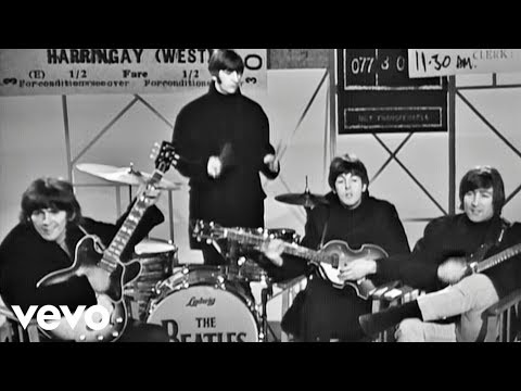 Harringay (West) in TV Clip of The Beatles Performing Ticket To Ride