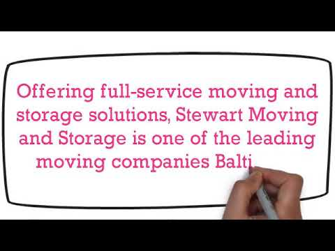 moving companies Baltimore