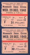 Tom Arnold's 1948 Mammoth Xmas Circus