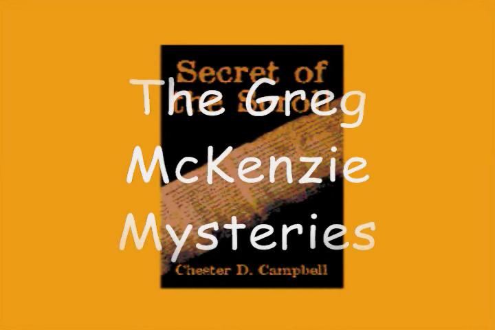 Greg McKenzie Mysteries