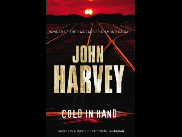 John Harvey launch of COLD IN HAND LONDON 31ST JAN 2008
