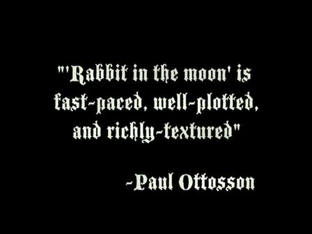 Rabbit in the Moon Book Trailer