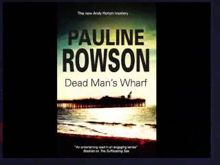 Pauline Rowson reads an extract from Dead Man's Wharf