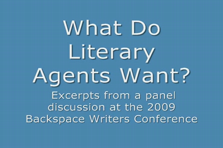What Literary Agents Want