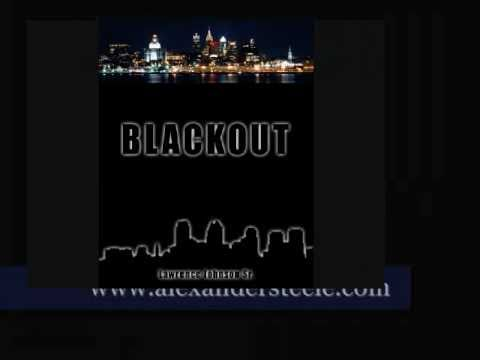 Official Book Trailer for Blackout an Alexander Steele Mystery