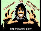 Superfluid vs Particle