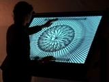Cinetic Touch Op'Art