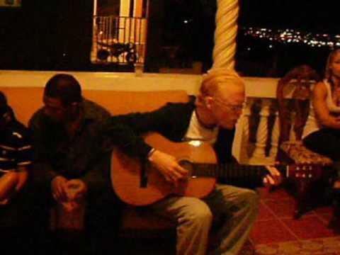 """Parranda-Villancico Yaucano-Pedro Pacheco """"Kessas"""" Dec 25th- 2009 by Miguel Conesa Osuna."""