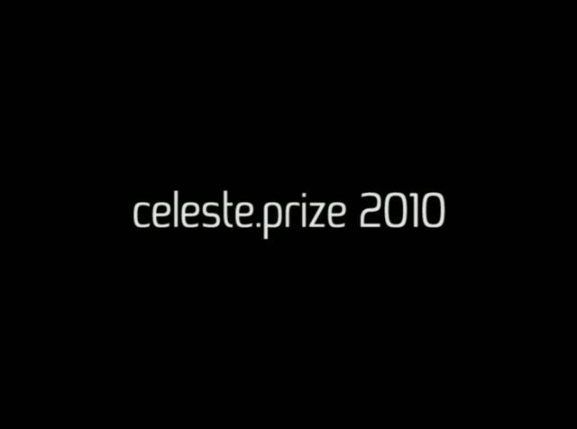 Celeste Prize 2010 - New York