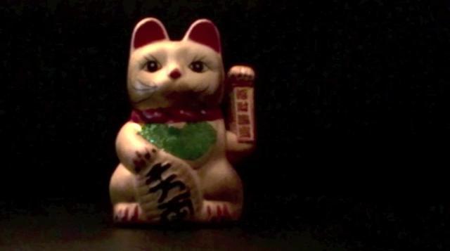 Lucky Cat 2010.