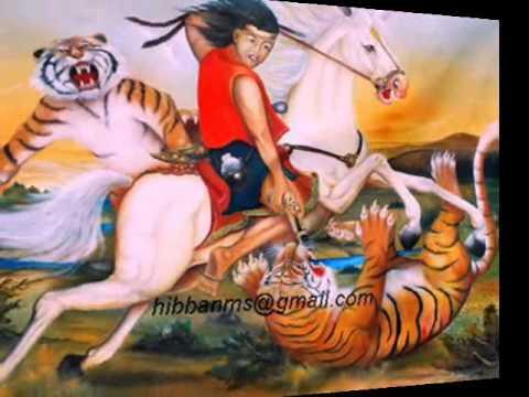 Amrul Hibban Painting  Album '30'.menit