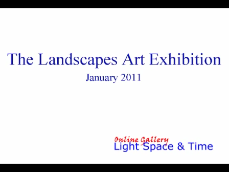 The Landscapes Art Exhibition - January 2011