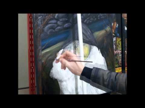 João Bello - Artist / Painter | Painting in progress - Part 4