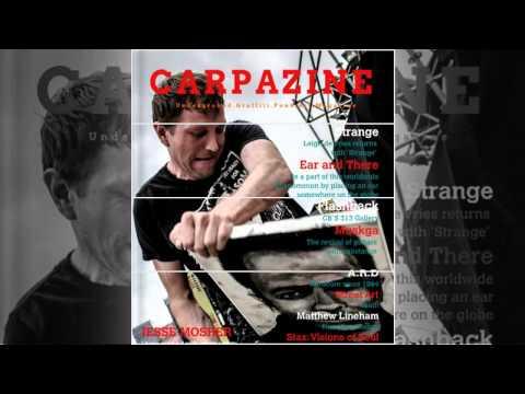 Carpazine Featuring: Fernando Carpaneda Celebrating 35 Years of Underground Art