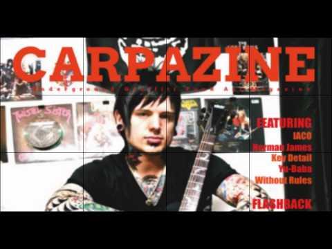 Carpazine Underground Art magazine featuring: CAMDEN!