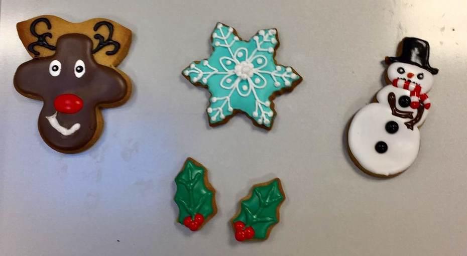 Workshop Jouwtaart kerstkoekjes