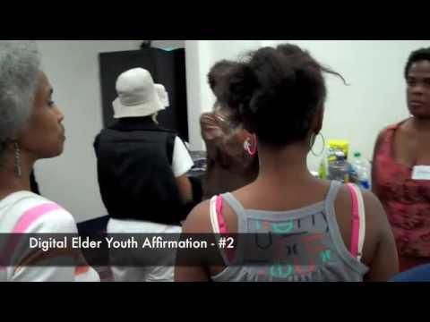 DIGITAL ELDER Youth Affirmation Video Messages