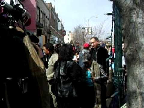 Billy Davis & Lamonte McLemore arrive St. Louis Walk of Fame - (ColoredPeople.net)