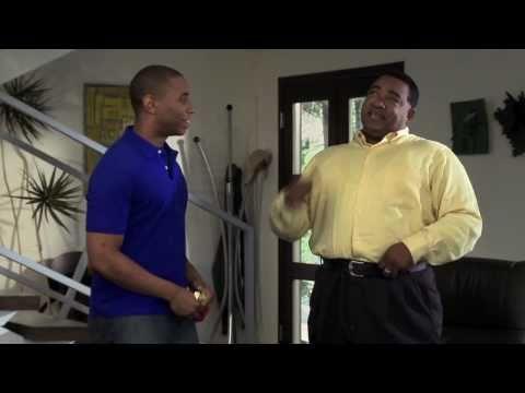 AHF Condom Commercial - Stevie Mack as Dad
