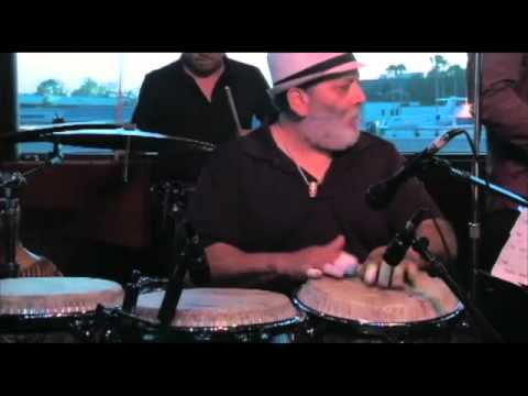 Poncho Sanchez Elements Of Jazz TV interview and performance video