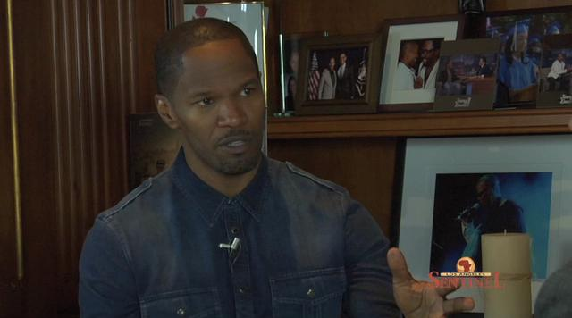 LASTV Interview with Jaime Foxx