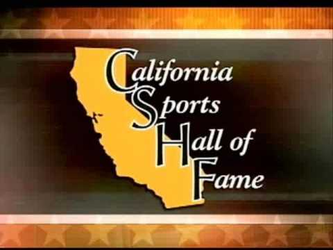 California Sports Hall of Fame 2007 Induction