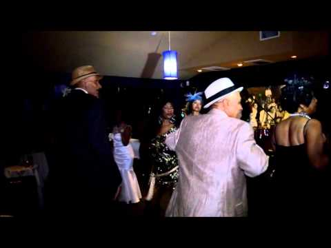 Lady V O  & Tracy Neely at the Cotton Club!