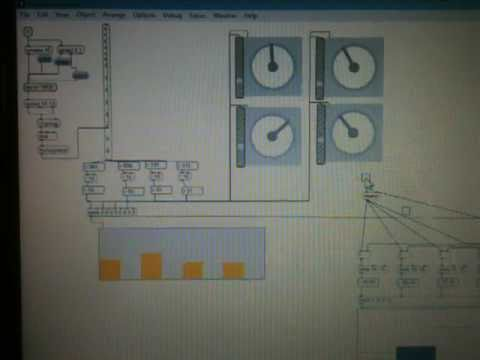Max5 with&Arduino