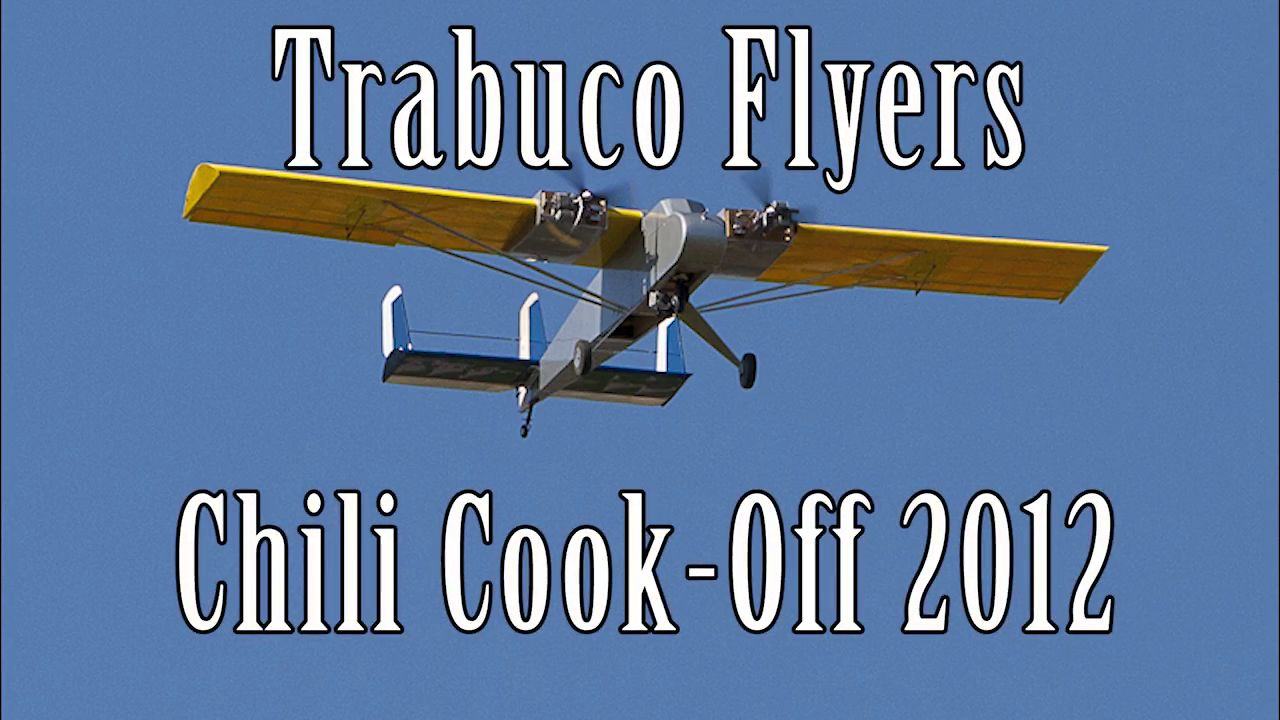 Trabuco Flyers Chili Cook Off 2012