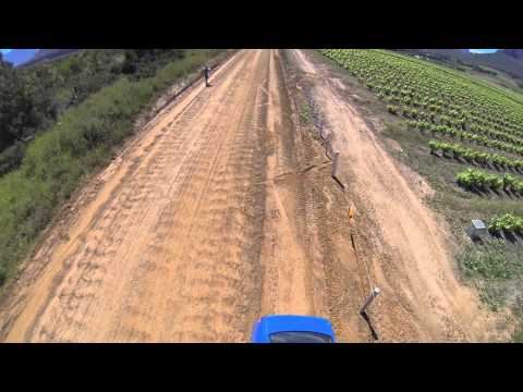 Quadcopter and KLR650