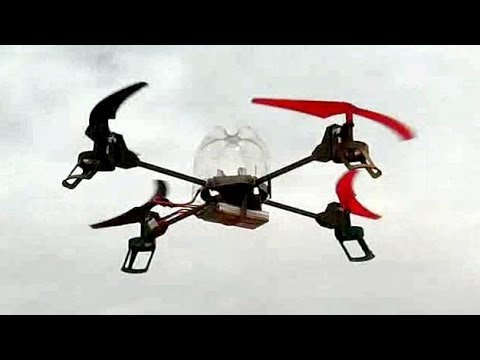 WLToys V262 Cyclone Quadcopter: Six-Axis High Performance Drone